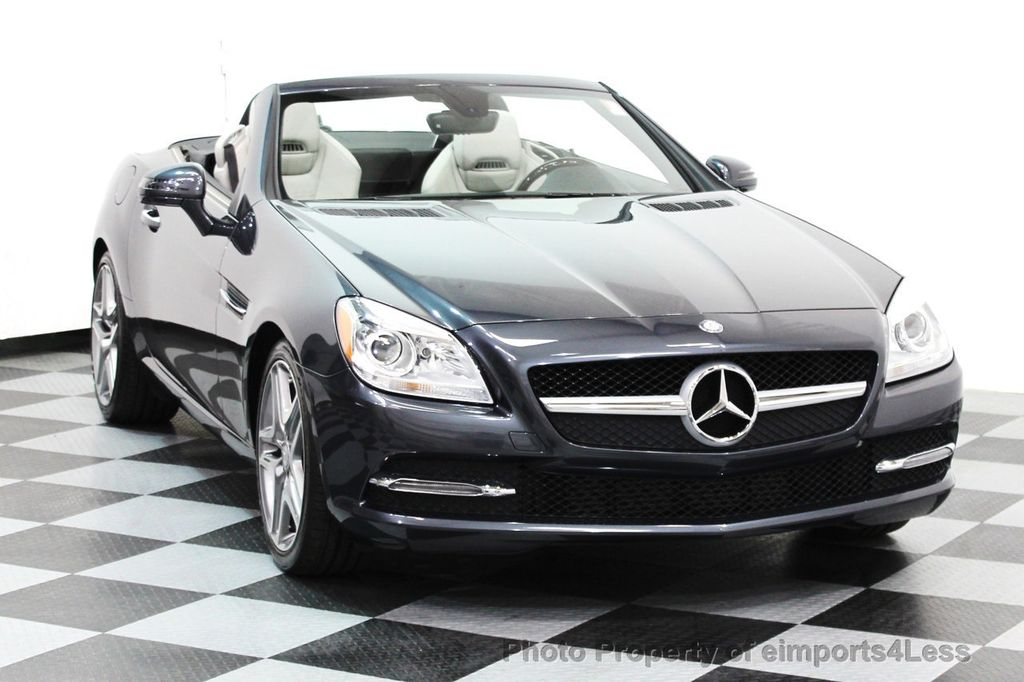 2014 Mercedes-Benz SLK CERTIFIED SLK250 ROADSTER NAVIGATION - 16167106 - 25
