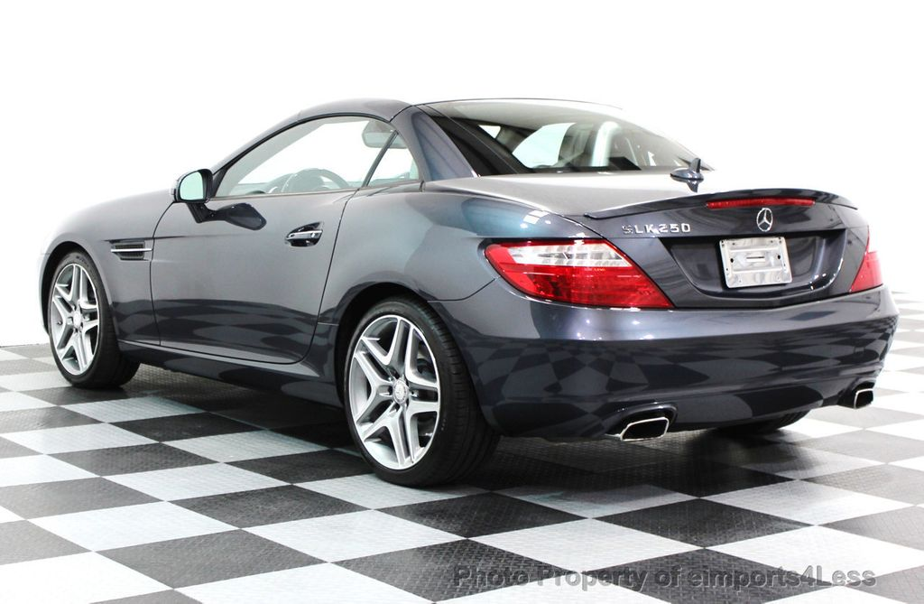 2014 Mercedes-Benz SLK CERTIFIED SLK250 ROADSTER NAVIGATION - 16167106 - 27