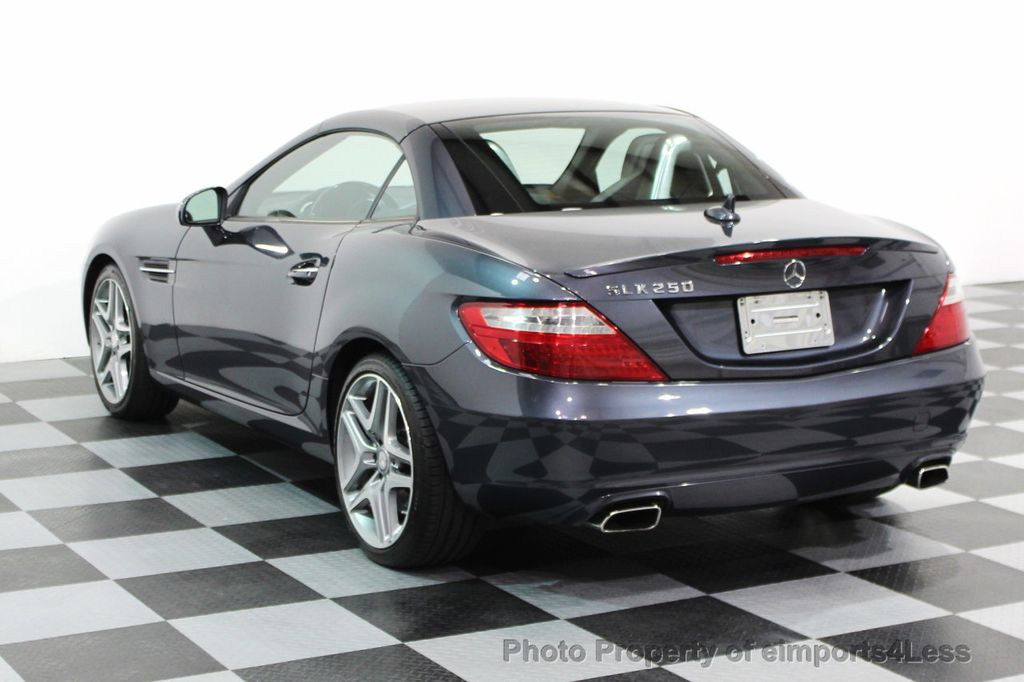 2014 Mercedes-Benz SLK CERTIFIED SLK250 ROADSTER NAVIGATION - 16167106 - 2