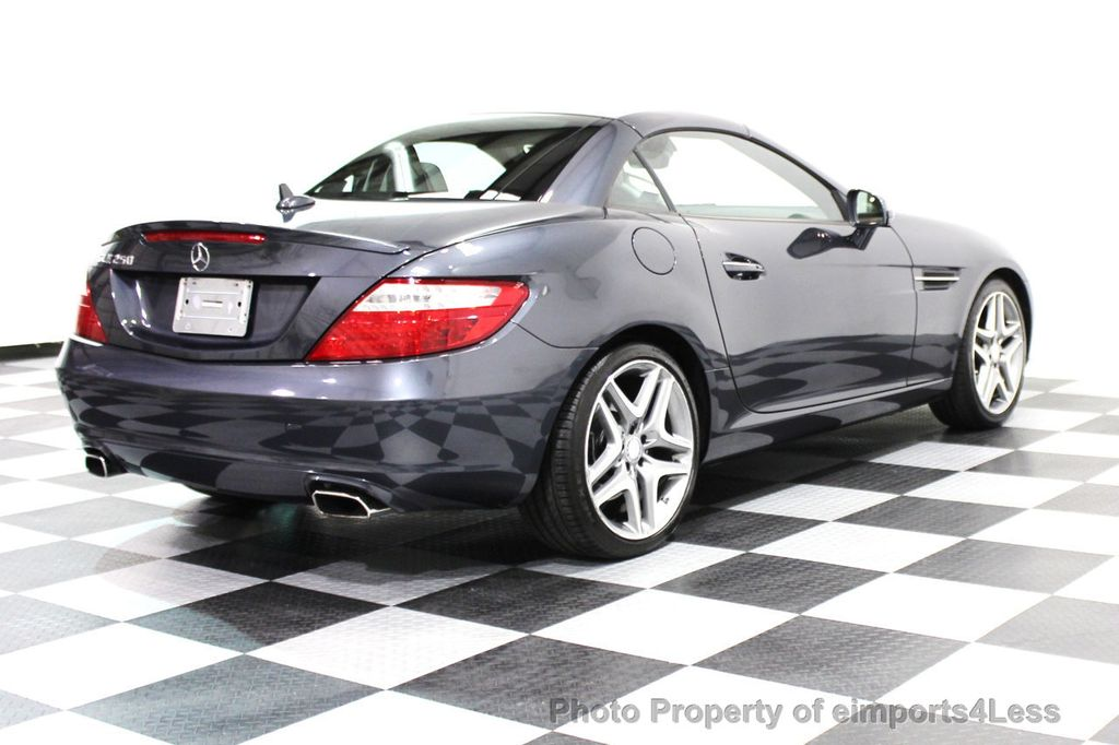 2014 Mercedes-Benz SLK CERTIFIED SLK250 ROADSTER NAVIGATION - 16167106 - 31