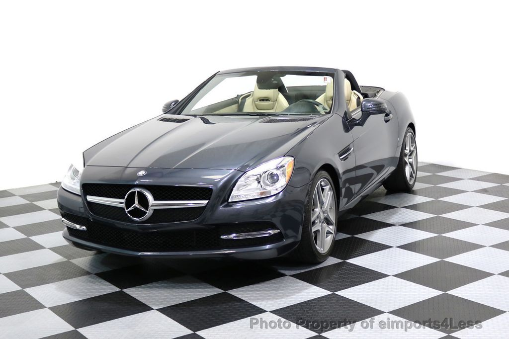 2014 Mercedes-Benz SLK CERTIFIED SLK350  - 17124303 - 11