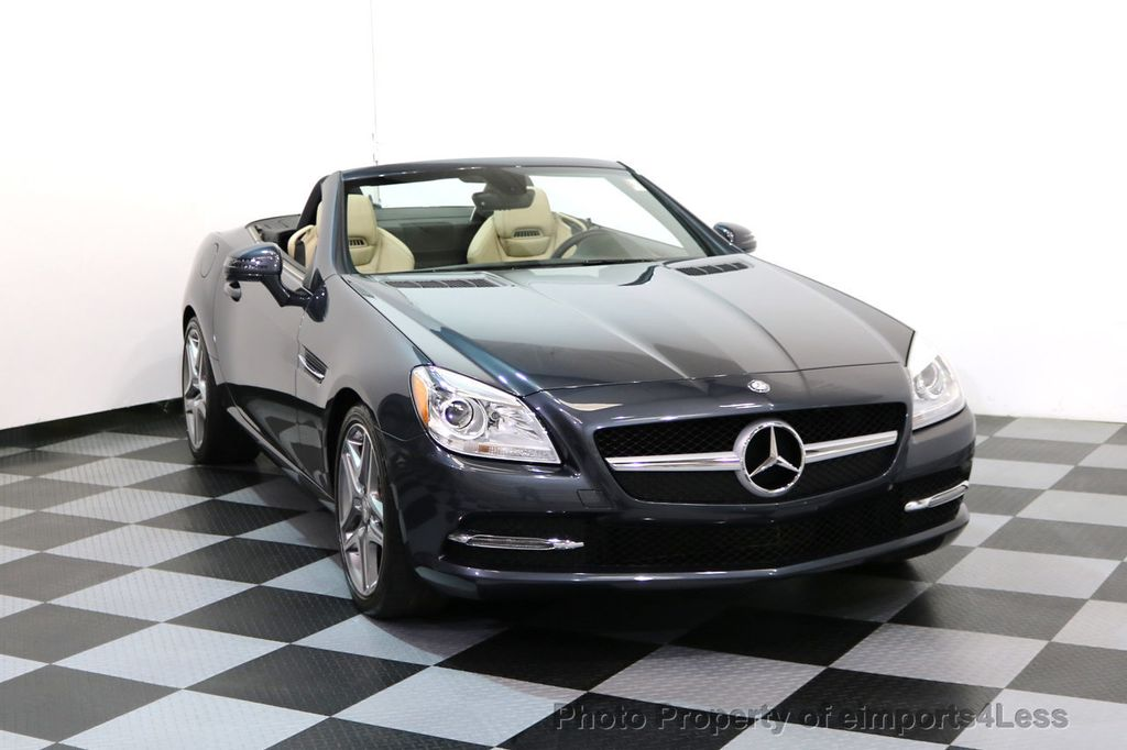 2014 Mercedes-Benz SLK CERTIFIED SLK350  - 17124303 - 12