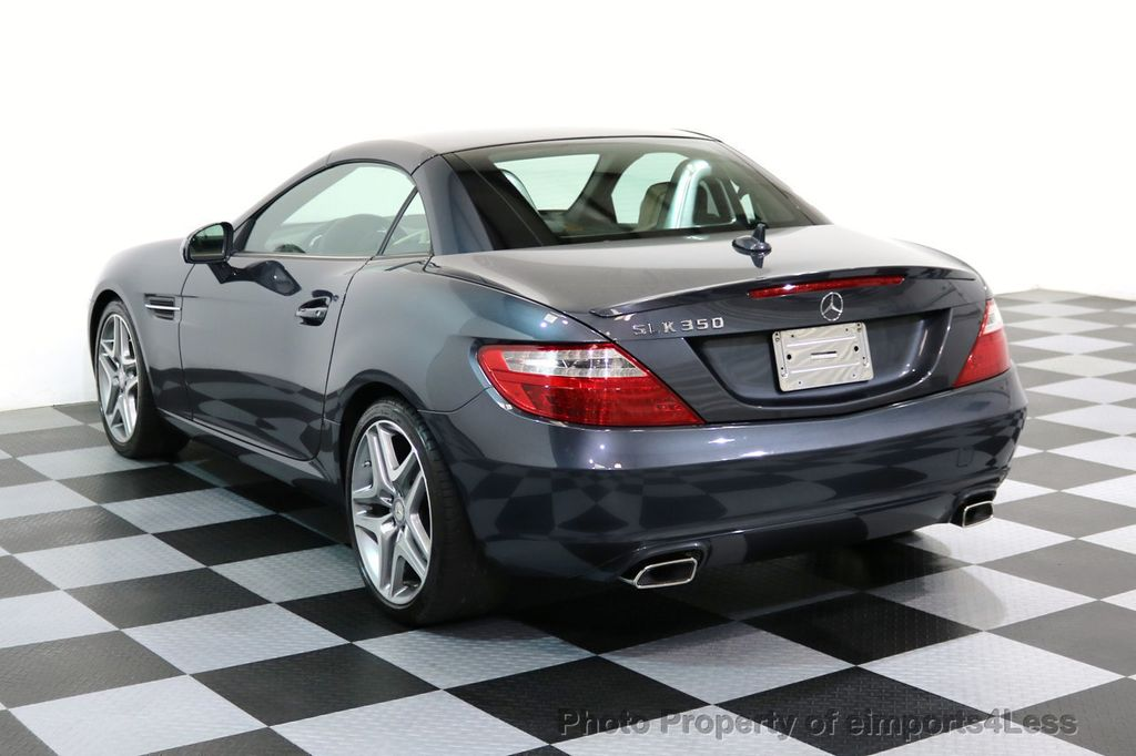 2014 Mercedes-Benz SLK CERTIFIED SLK350  - 17124303 - 13