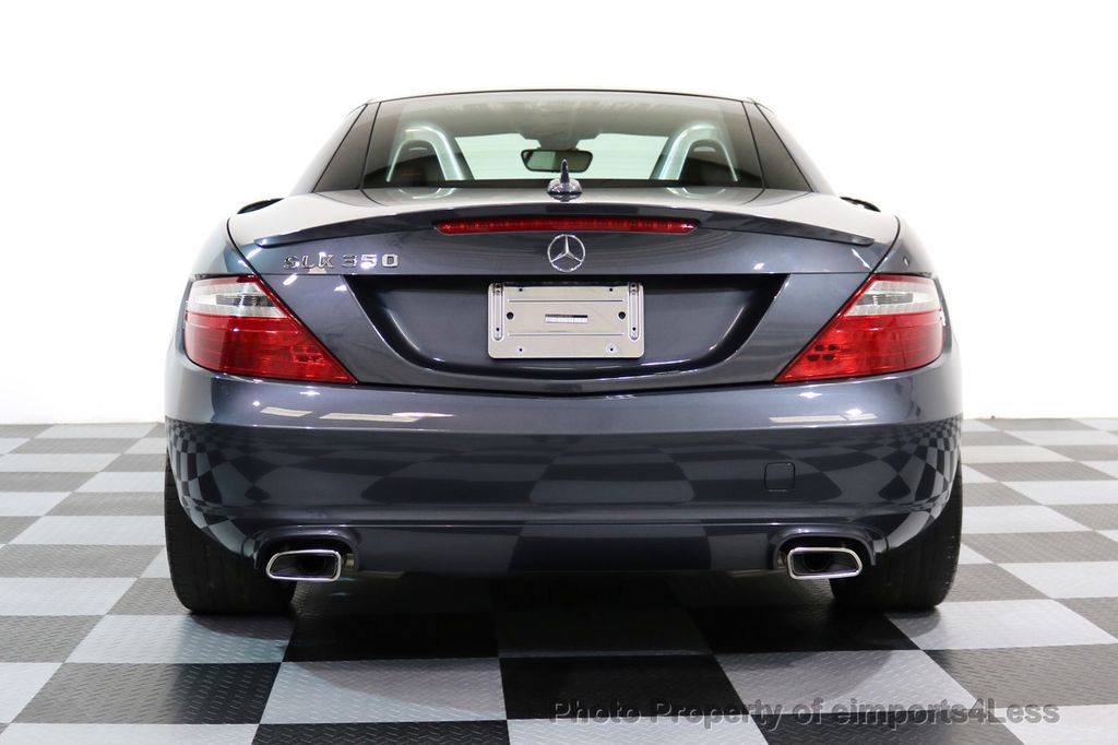 2014 Mercedes-Benz SLK CERTIFIED SLK350  - 17124303 - 14