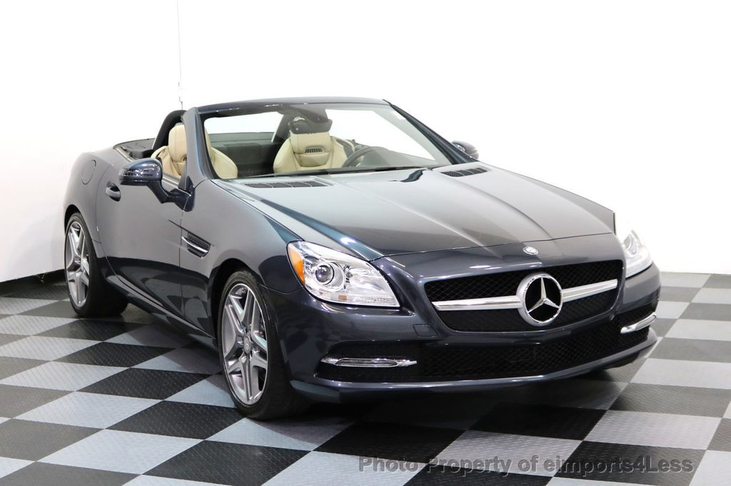 2014 Mercedes-Benz SLK CERTIFIED SLK350  - 17124303 - 1