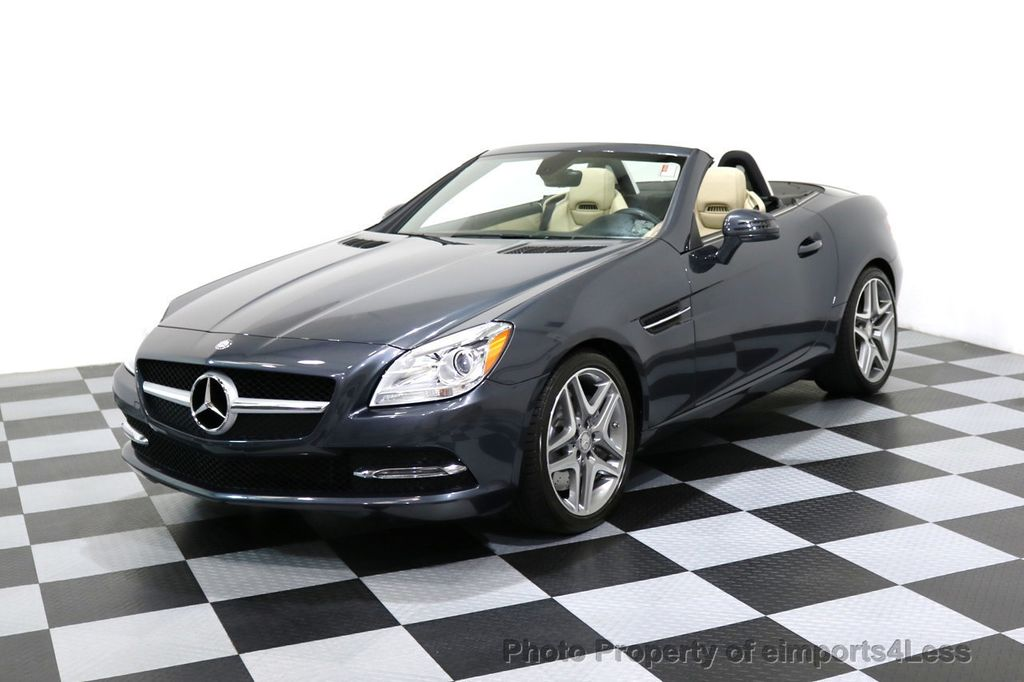 2014 Mercedes-Benz SLK CERTIFIED SLK350  - 17124303 - 22