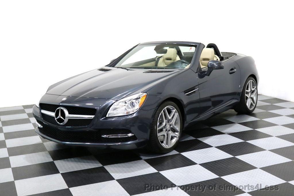 2014 mercedes benz slk certified slk350 convertible for for Mercedes benz certified used cars