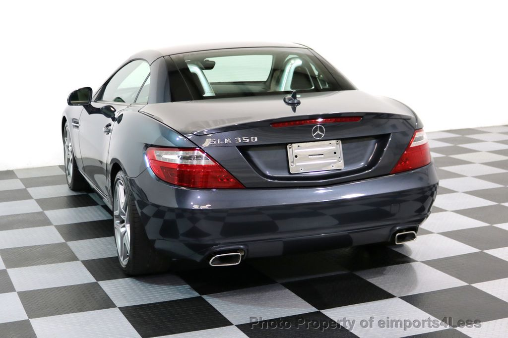 2014 Mercedes-Benz SLK CERTIFIED SLK350  - 17124303 - 24