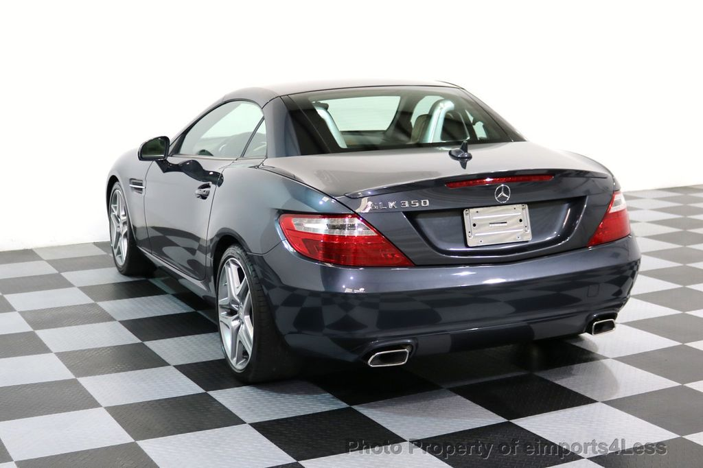 2014 Mercedes-Benz SLK CERTIFIED SLK350  - 17124303 - 2