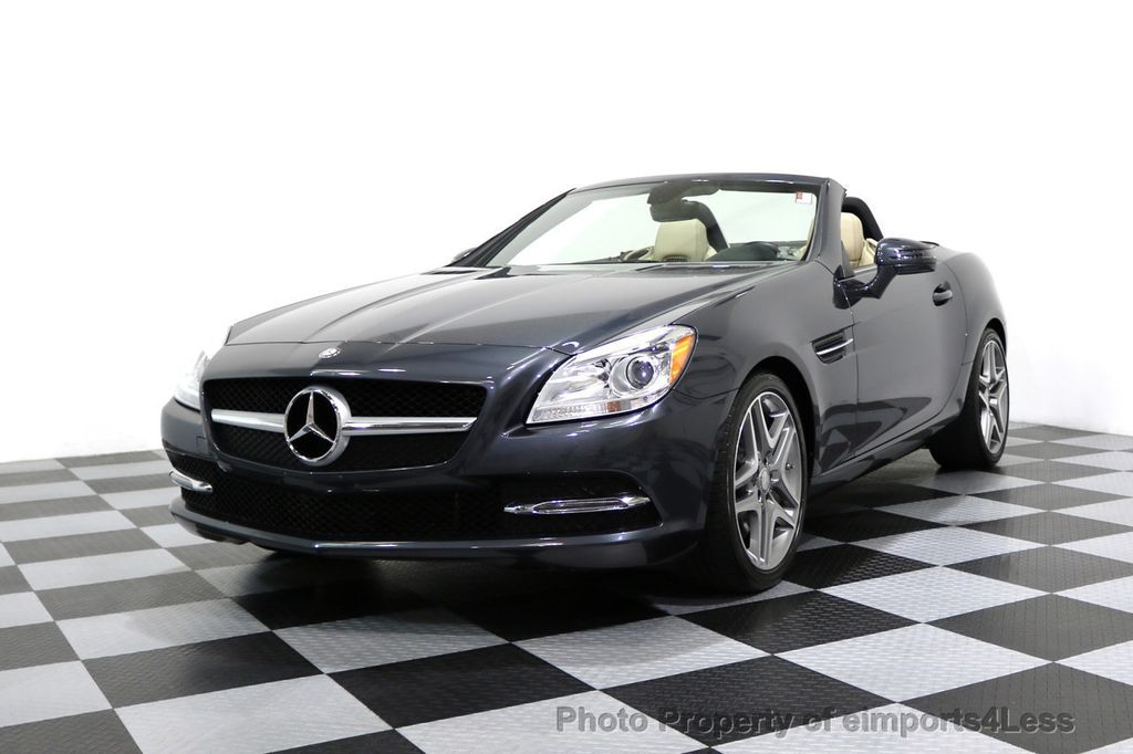 2014 Mercedes-Benz SLK CERTIFIED SLK350  - 17124303 - 36