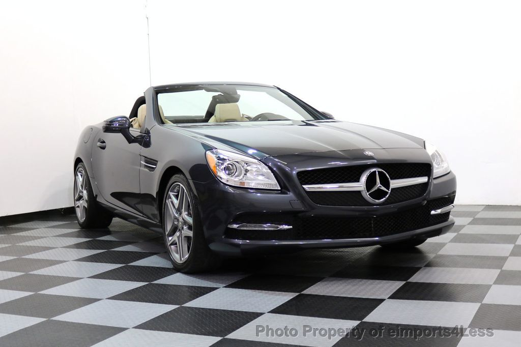 2014 Mercedes-Benz SLK CERTIFIED SLK350  - 17124303 - 37