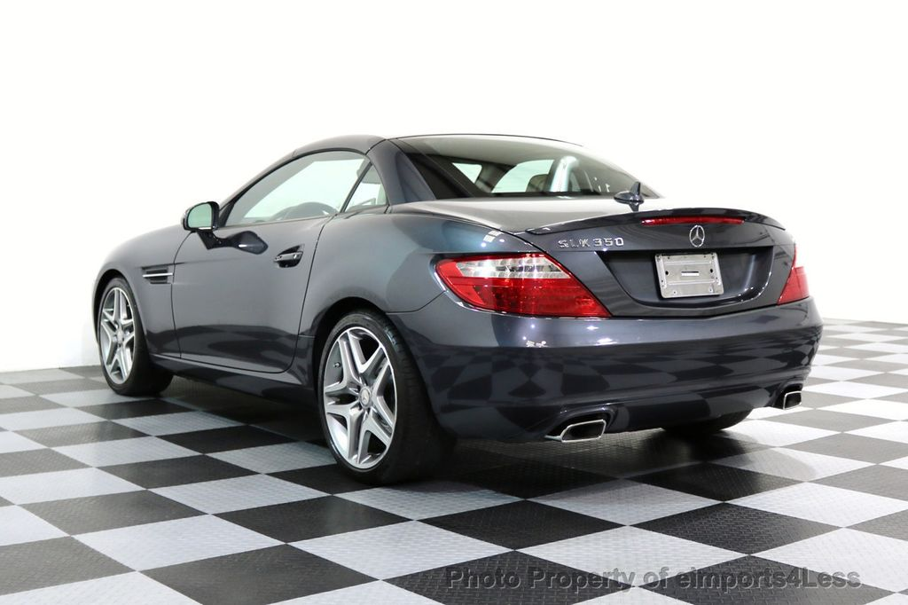 2014 Mercedes-Benz SLK CERTIFIED SLK350  - 17124303 - 38