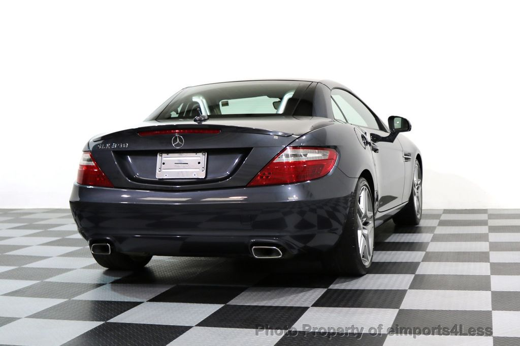 2014 Mercedes-Benz SLK CERTIFIED SLK350  - 17124303 - 39