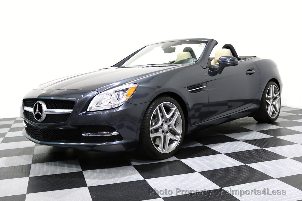 2014 Mercedes-Benz SLK CERTIFIED SLK350  - 17124303 - 40