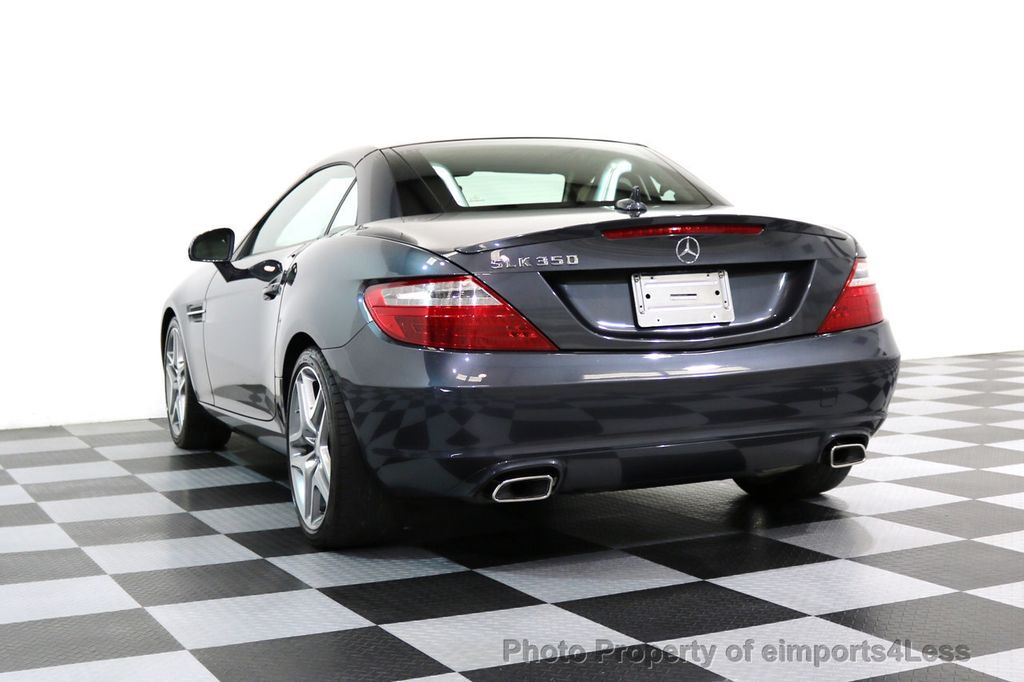 2014 Mercedes-Benz SLK CERTIFIED SLK350  - 17124303 - 41