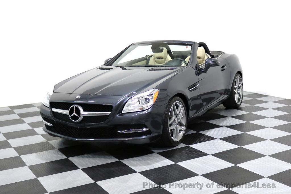 2014 Mercedes-Benz SLK CERTIFIED SLK350  - 17124303 - 43