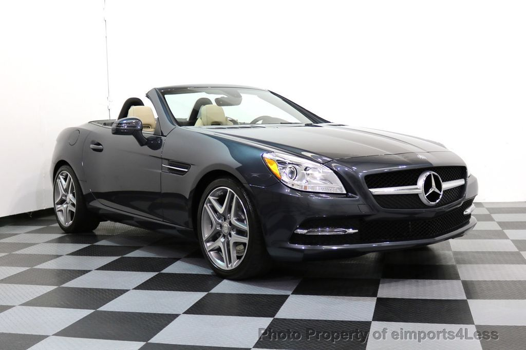 2014 Mercedes-Benz SLK CERTIFIED SLK350  - 17124303 - 44