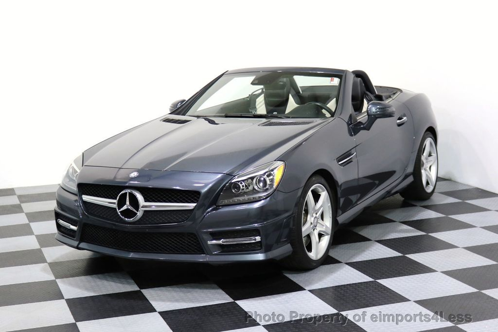 2014 Mercedes-Benz SLK CERTIFIED SLK350 AMG Sport Package DESIGNO INTERIOR - 17369966 - 0