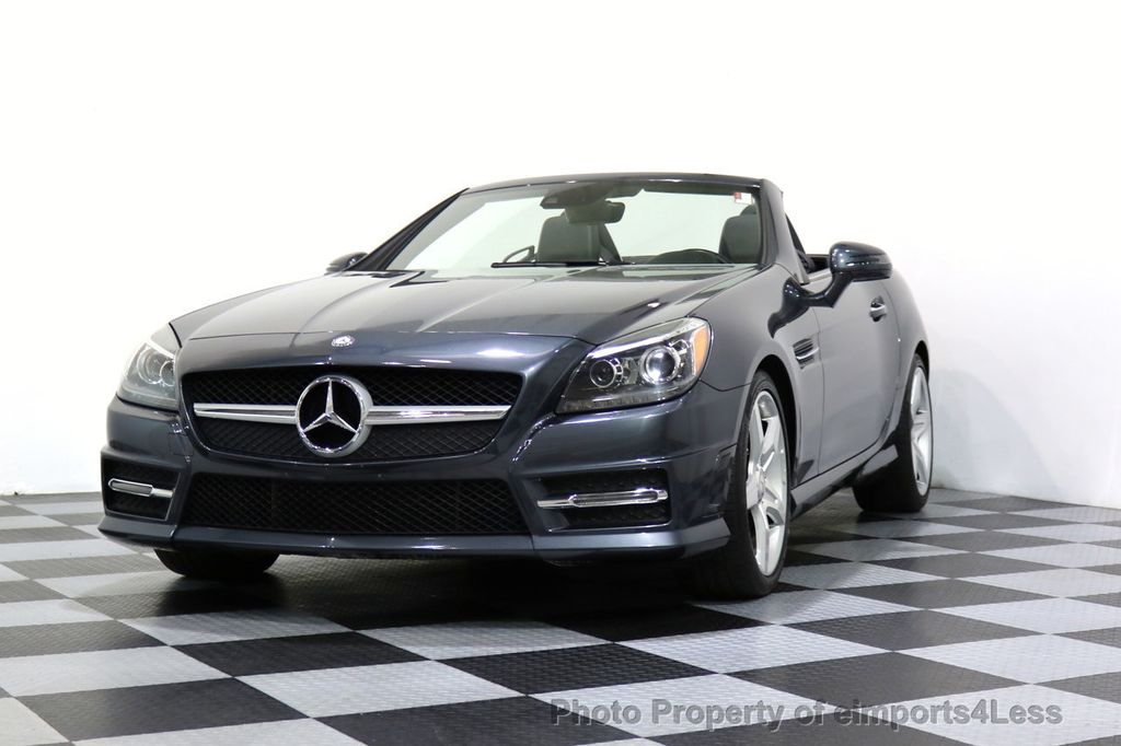 2014 Mercedes-Benz SLK CERTIFIED SLK350 AMG Sport Package DESIGNO INTERIOR - 17369966 - 11