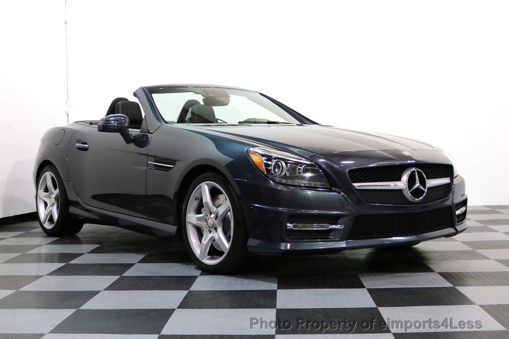 2014 Mercedes-Benz SLK CERTIFIED SLK350 AMG Sport Package DESIGNO INTERIOR - 17369966 - 12