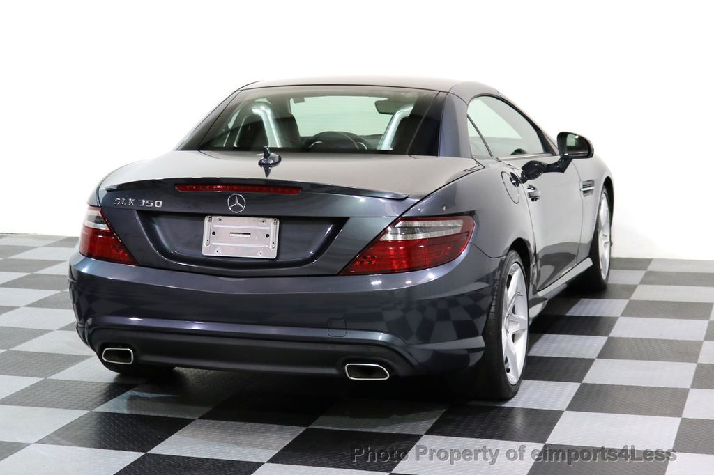 2014 Mercedes-Benz SLK CERTIFIED SLK350 AMG Sport Package DESIGNO INTERIOR - 17369966 - 15