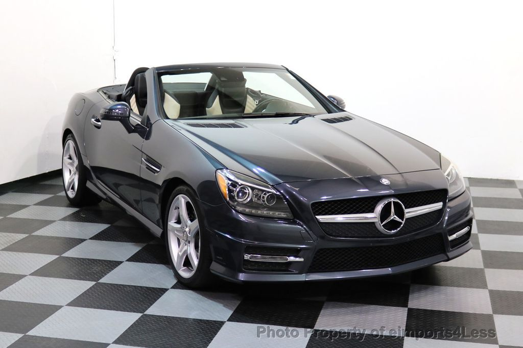 2014 Mercedes-Benz SLK CERTIFIED SLK350 AMG Sport Package DESIGNO INTERIOR - 17369966 - 1