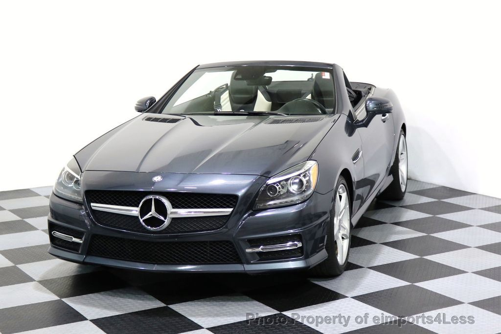 2014 Mercedes-Benz SLK CERTIFIED SLK350 AMG Sport Package DESIGNO INTERIOR - 17369966 - 24