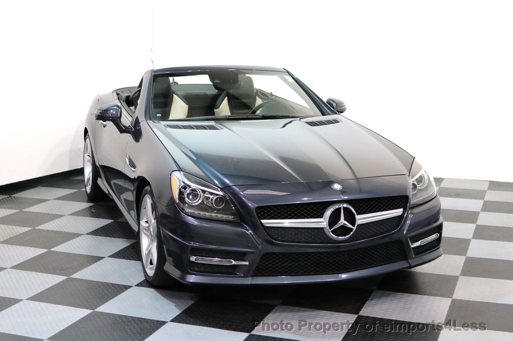 2014 Mercedes-Benz SLK CERTIFIED SLK350 AMG Sport Package DESIGNO INTERIOR - 17369966 - 25
