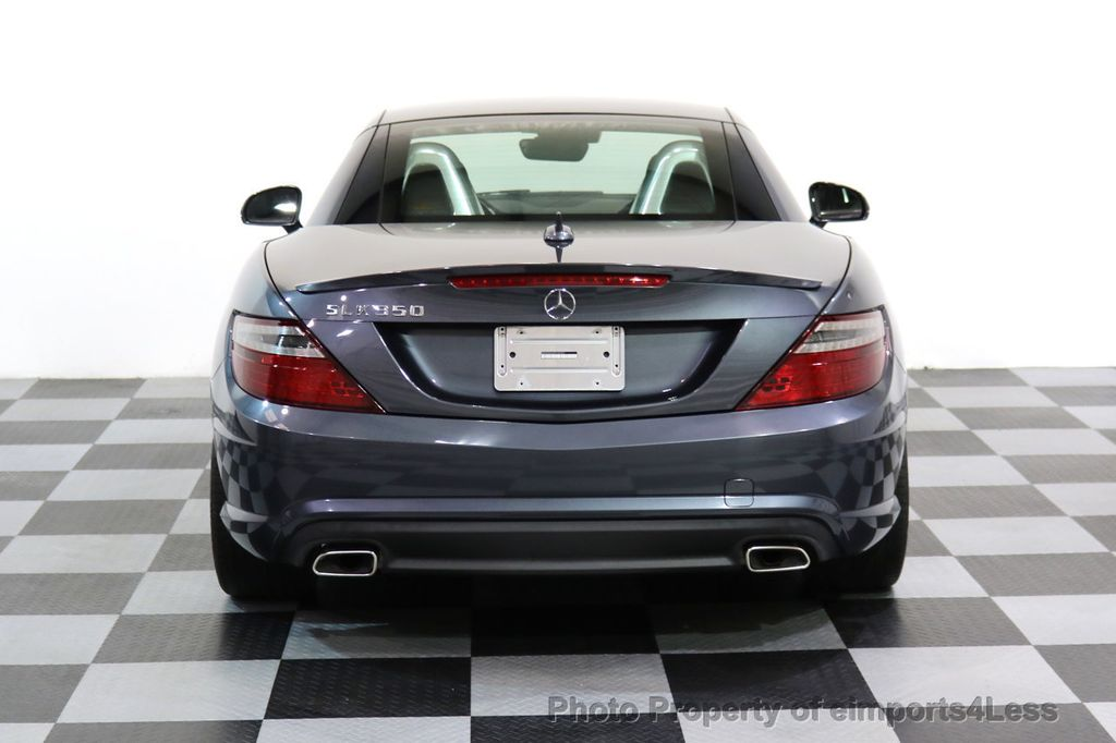 2014 Mercedes-Benz SLK CERTIFIED SLK350 AMG Sport Package DESIGNO INTERIOR - 17369966 - 27