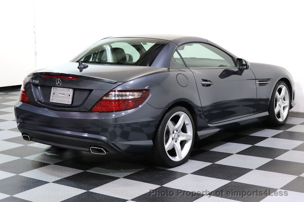 2014 Mercedes-Benz SLK CERTIFIED SLK350 AMG Sport Package DESIGNO INTERIOR - 17369966 - 28
