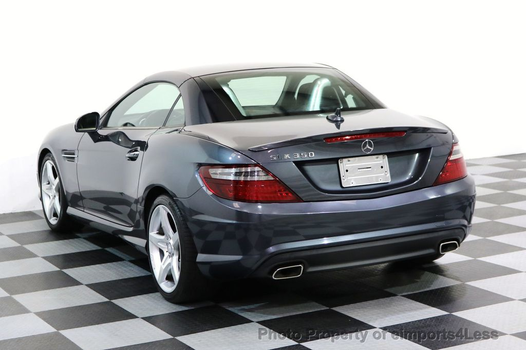 2014 Mercedes-Benz SLK CERTIFIED SLK350 AMG Sport Package DESIGNO INTERIOR - 17369966 - 2