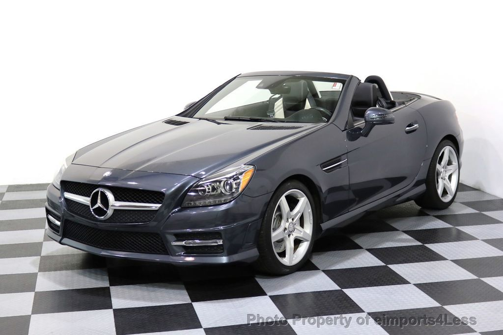 2014 Mercedes-Benz SLK CERTIFIED SLK350 AMG Sport Package DESIGNO INTERIOR - 17369966 - 39
