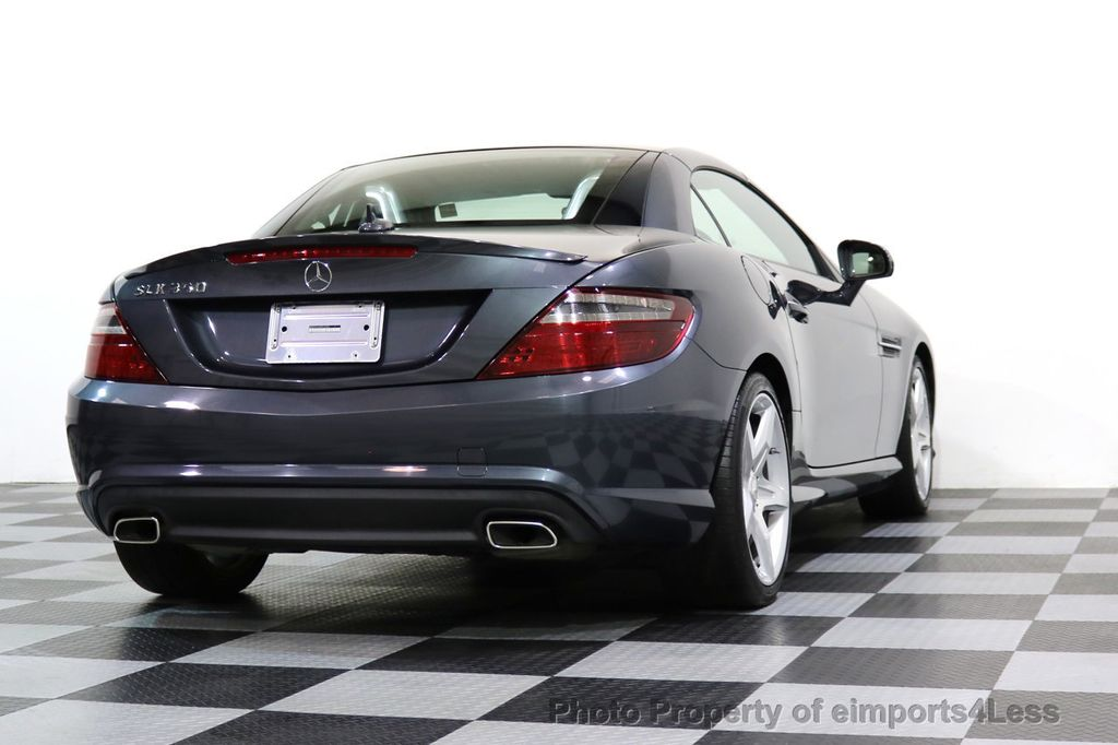 2014 Mercedes-Benz SLK CERTIFIED SLK350 AMG Sport Package DESIGNO INTERIOR - 17369966 - 42