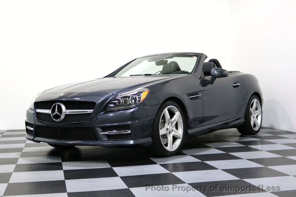 2014 Mercedes-Benz SLK CERTIFIED SLK350 AMG Sport Package DESIGNO INTERIOR - 17369966 - 43