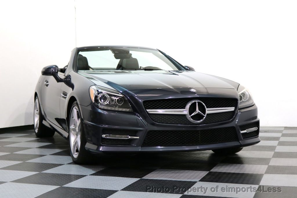 2014 Mercedes-Benz SLK CERTIFIED SLK350 AMG Sport Package DESIGNO INTERIOR - 17369966 - 45
