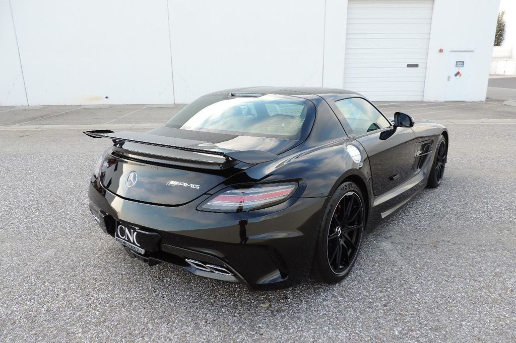 2014 Mercedes-Benz SLS AMG Black Series 2dr Coupe SLS AMG Black Series Coupe - WDDRJ7HA5EA010928 - 14