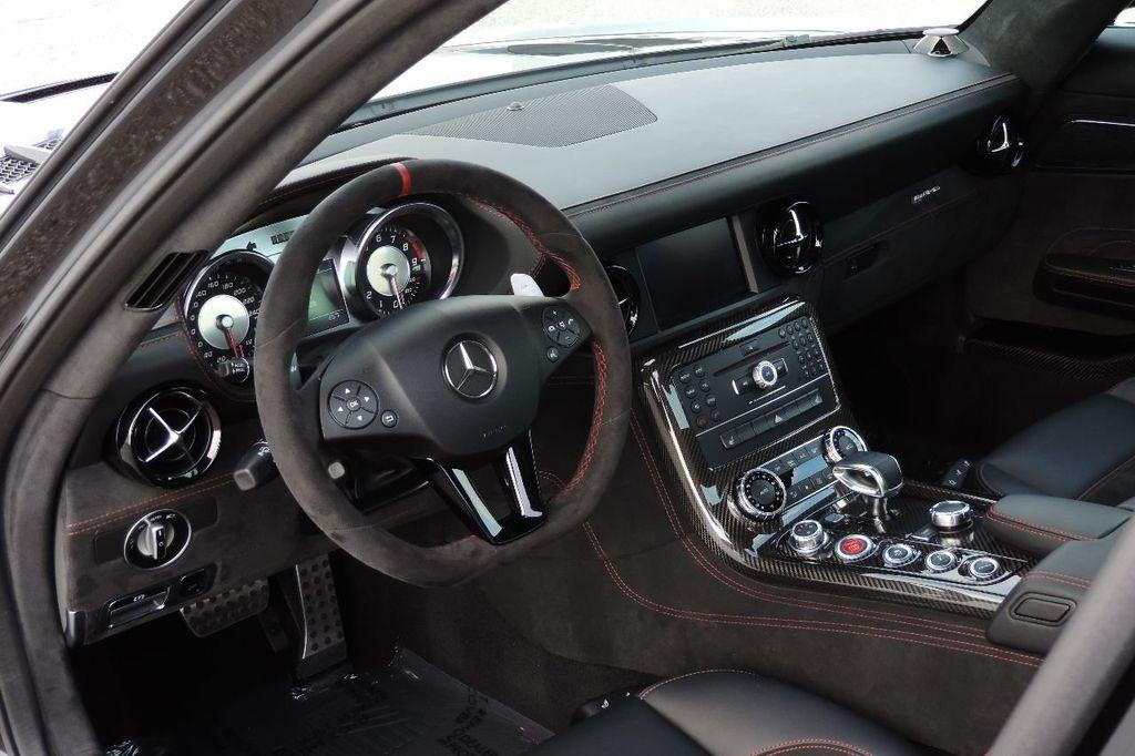 2014 Mercedes-Benz SLS AMG Black Series 2dr Coupe SLS AMG Black Series - 14641724 - 22