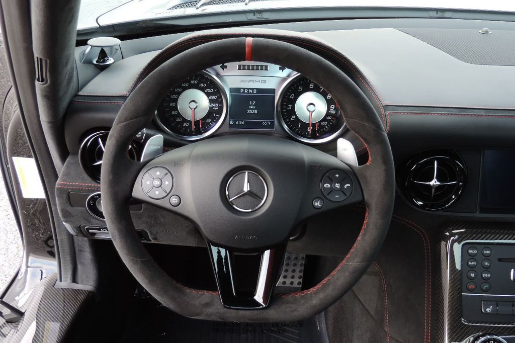 2014 Mercedes-Benz SLS AMG Black Series 2dr Coupe SLS AMG Black Series - 14641724 - 23