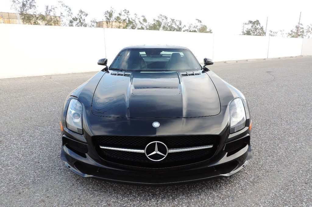 2014 Mercedes-Benz SLS AMG Black Series 2dr Coupe SLS AMG Black Series Coupe - WDDRJ7HA5EA010928 - 2