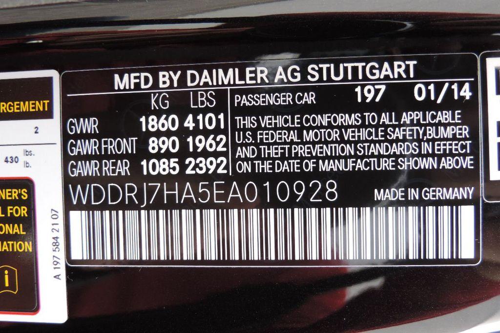 2014 Mercedes-Benz SLS AMG Black Series 2dr Coupe SLS AMG Black Series - 14641724 - 35