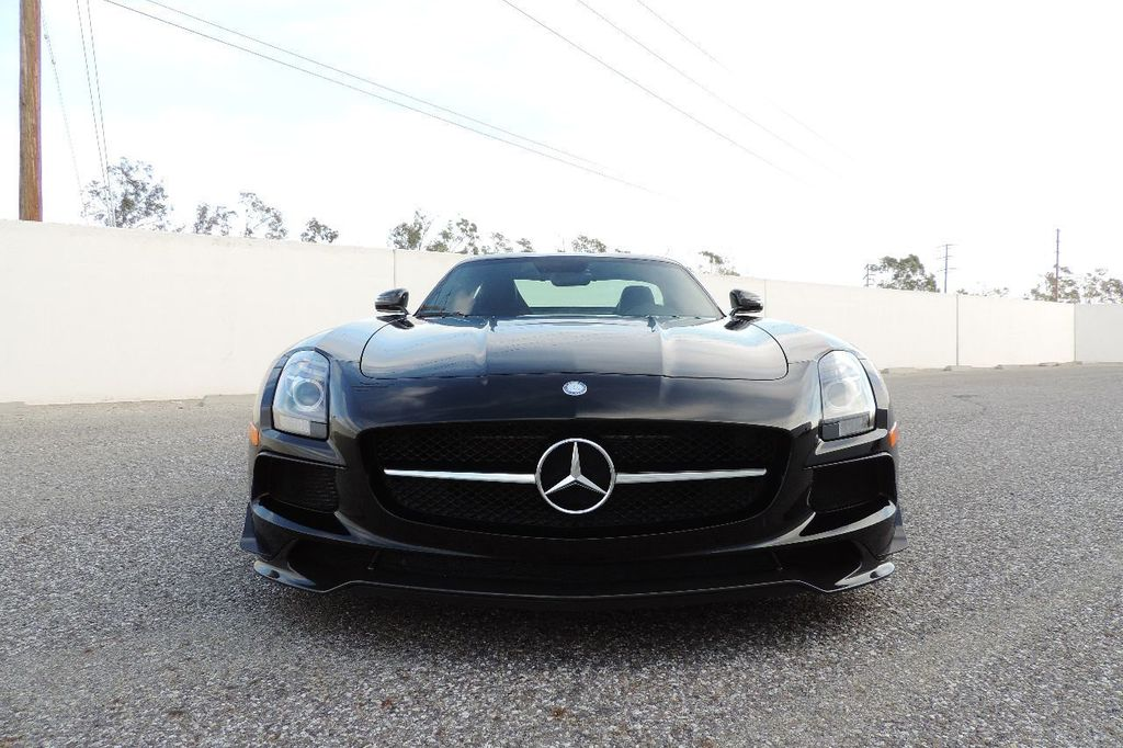 2014 Mercedes-Benz SLS AMG Black Series 2dr Coupe SLS AMG Black Series Coupe - WDDRJ7HA5EA010928 - 3