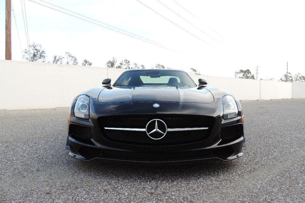 2014 Mercedes-Benz SLS AMG Black Series 2dr Coupe SLS AMG Black Series - 14641724 - 3