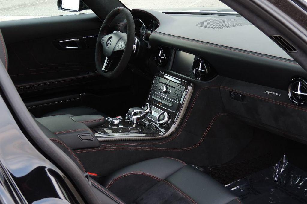2014 Mercedes-Benz SLS AMG Black Series 2dr Coupe SLS AMG Black Series - 14641724 - 38