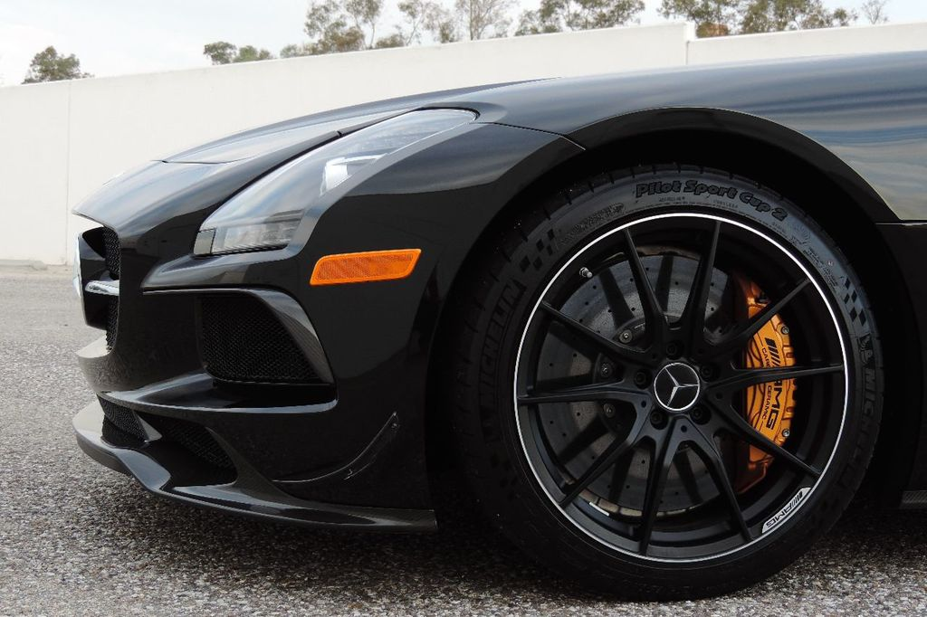 2014 Mercedes-Benz SLS AMG Black Series 2dr Coupe SLS AMG Black Series Coupe - WDDRJ7HA5EA010928 - 51