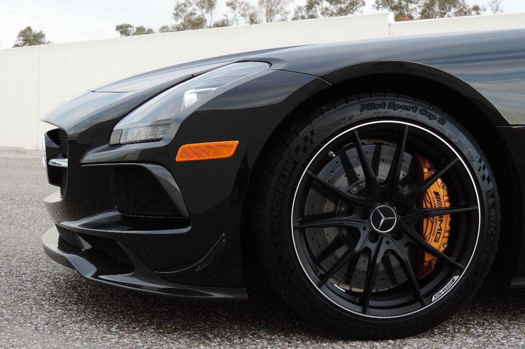2014 Mercedes-Benz SLS AMG Black Series 2dr Coupe SLS AMG Black Series - 14641724 - 51