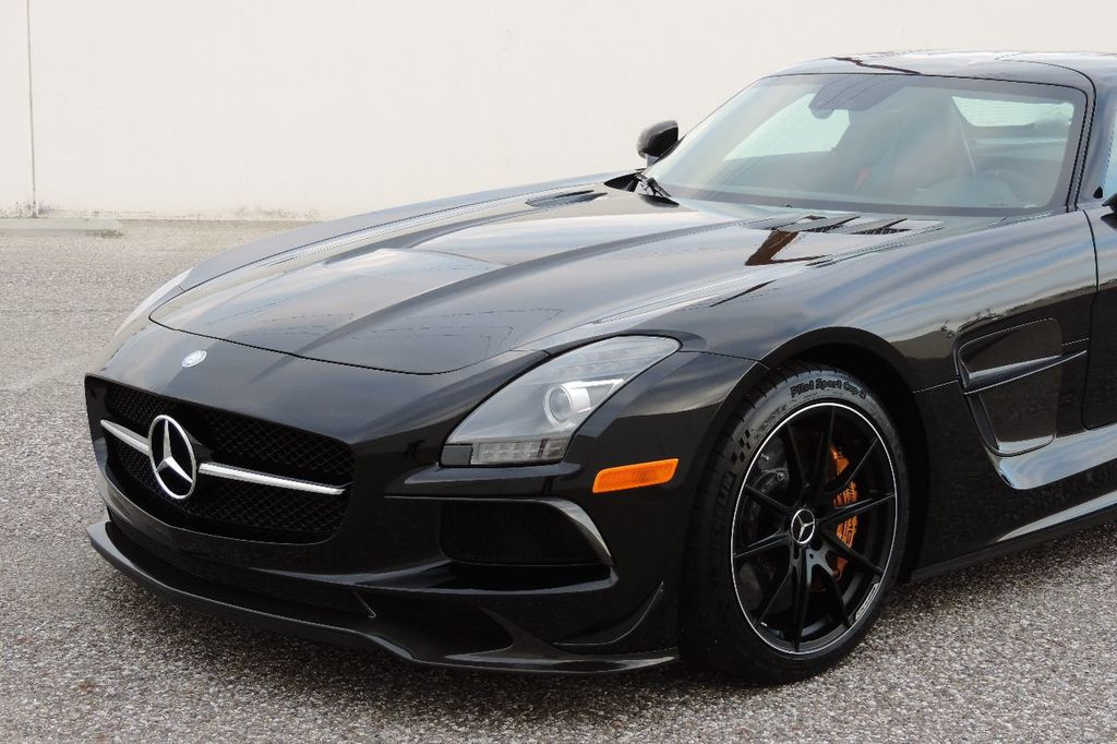 2014 Mercedes-Benz SLS AMG Black Series 2dr Coupe SLS AMG Black Series Coupe - WDDRJ7HA5EA010928 - 52