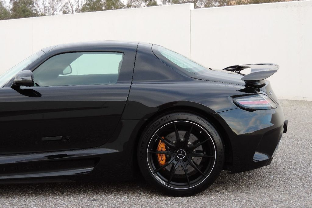 2014 Mercedes-Benz SLS AMG Black Series 2dr Coupe SLS AMG Black Series Coupe - WDDRJ7HA5EA010928 - 54