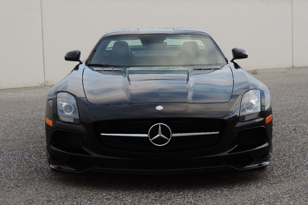 2014 Mercedes-Benz SLS AMG Black Series 2dr Coupe SLS AMG Black Series - 14641724 - 69
