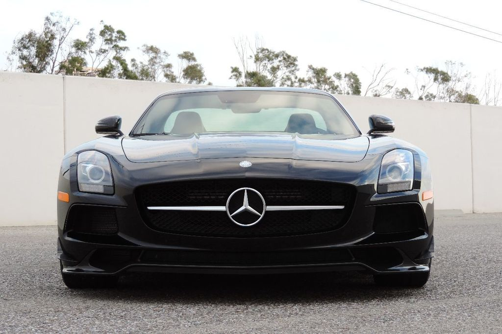 2014 Mercedes-Benz SLS AMG Black Series 2dr Coupe SLS AMG Black Series Coupe - WDDRJ7HA5EA010928 - 70