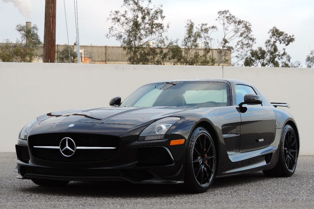 2014 Mercedes-Benz SLS AMG Black Series 2dr Coupe SLS AMG Black Series Coupe - WDDRJ7HA5EA010928 - 71